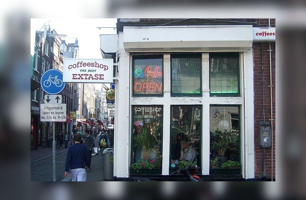 """В Нидерландах планируют закрыть """"кофешопы"""" для туристов"""