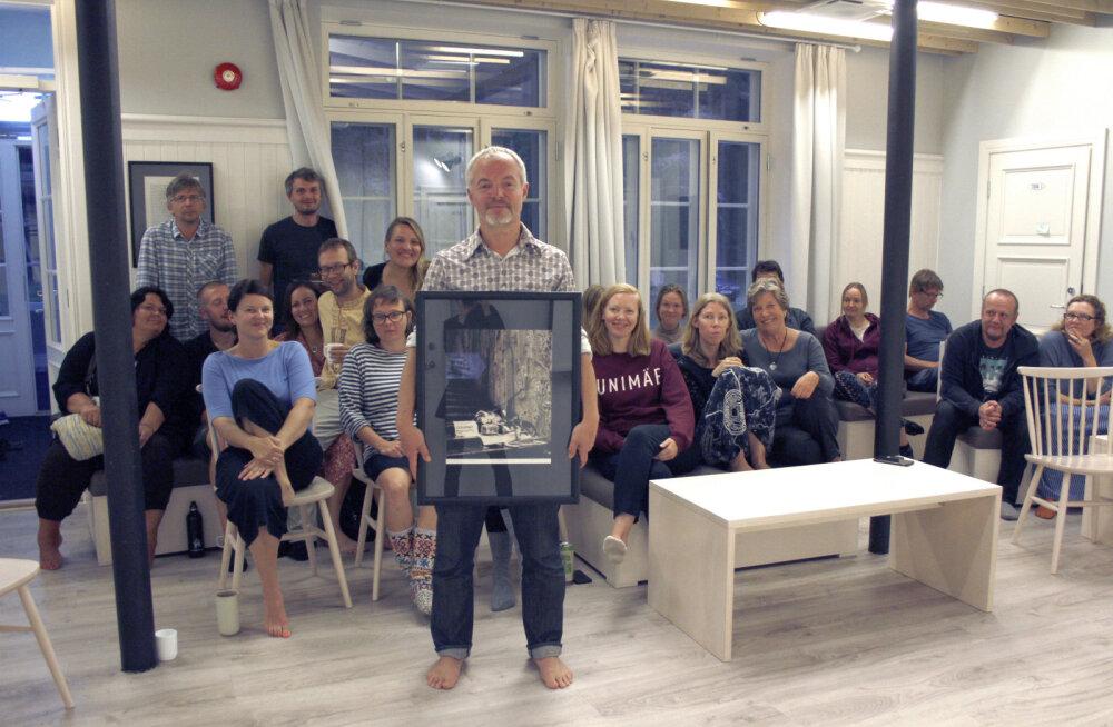 Dokumentalistide gildi kolleegipreemia pälvis Marko Raat
