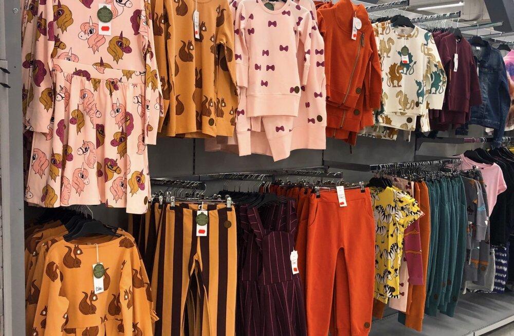 Täpselt õige aeg uute riiete ostmiseks