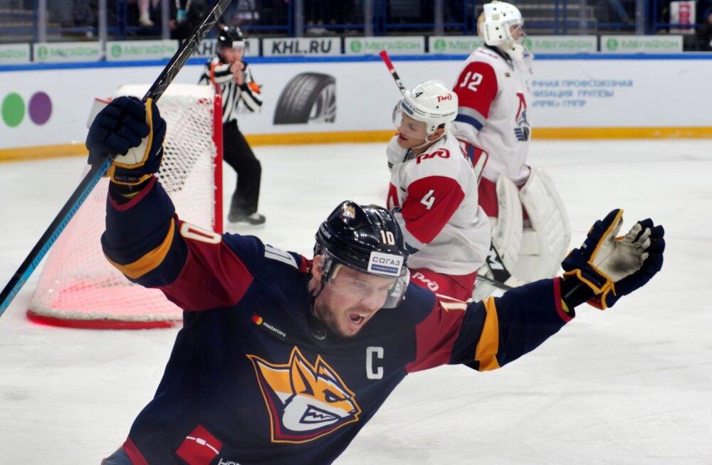 VIDEO | KHL-i hokiliiga septembrikuu kaunimad väravad