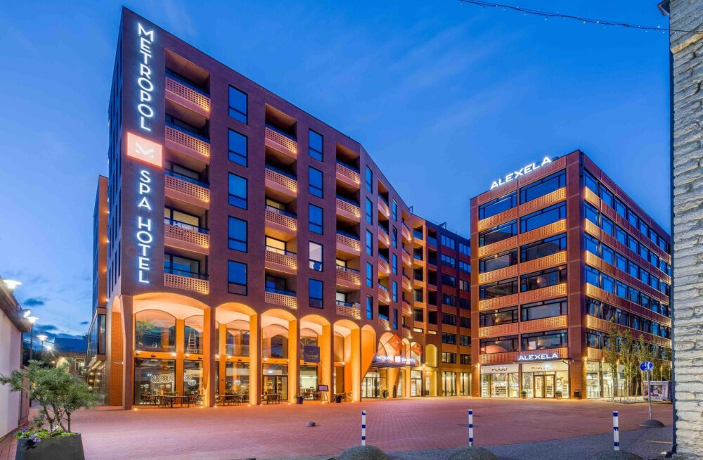 Бетонным строением года стало здание Эстонской художественной академии