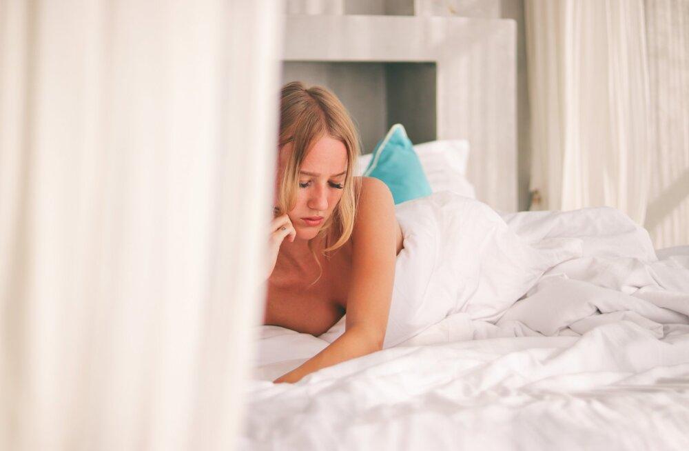 Eesti inimeste üllatavad seksiseiklused: ehmatav orgasm ja tugitooli nühkiv pervo