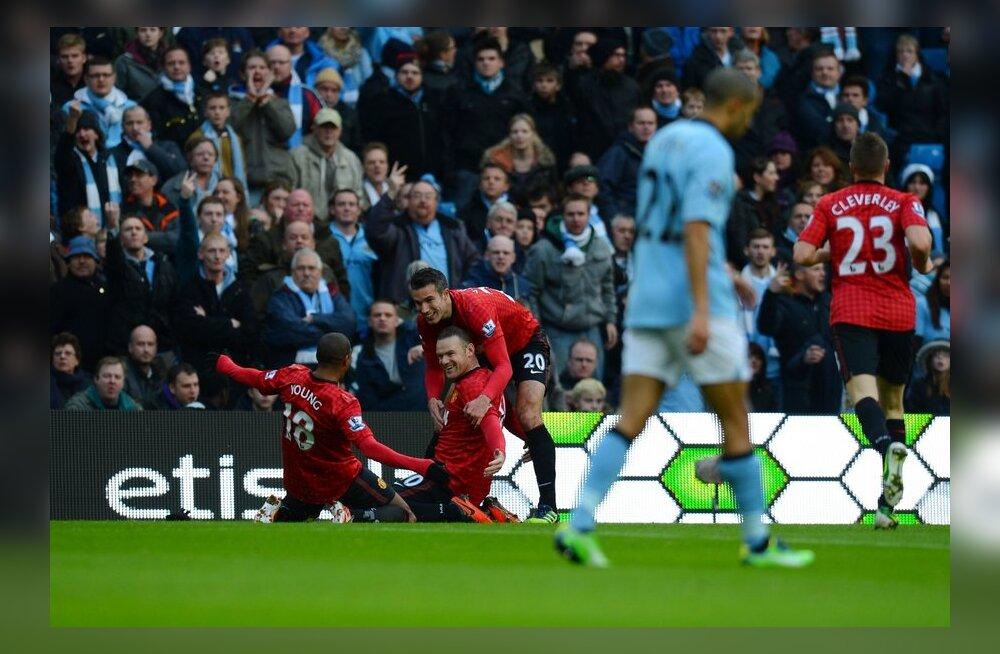 Rooney on löönud värava