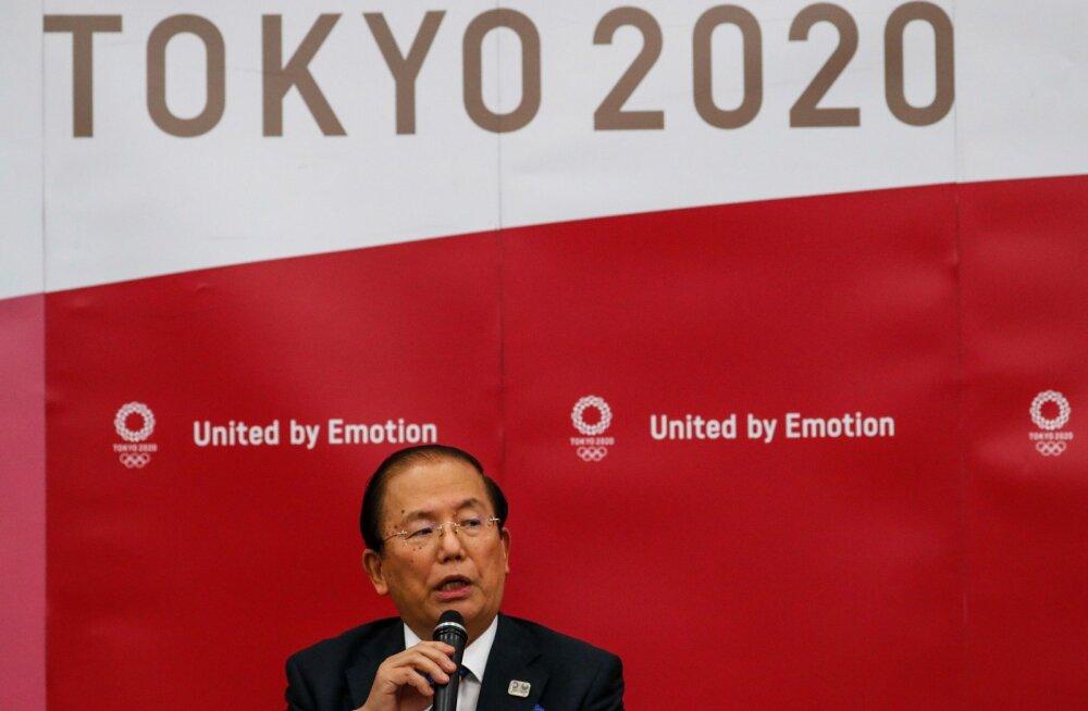 Korraldajad avalikustasid Tokyo olümpiamängude ajakava