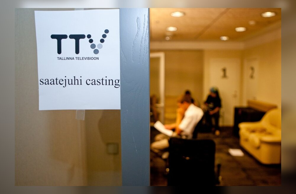 Casting Tallinna TV-s