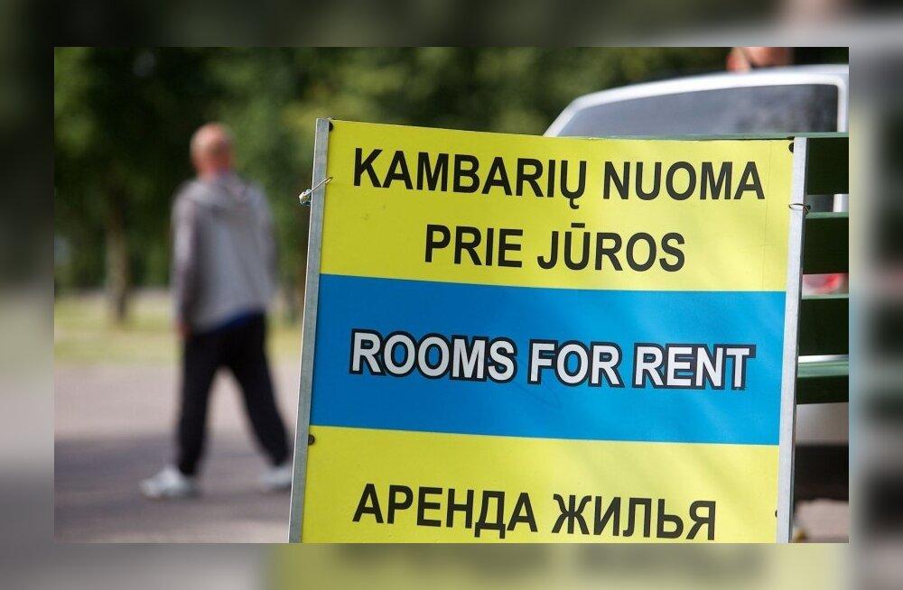 Правительство Литвы хочет обязать сдающих жилье палангских бабушек готовить туристам завтраки
