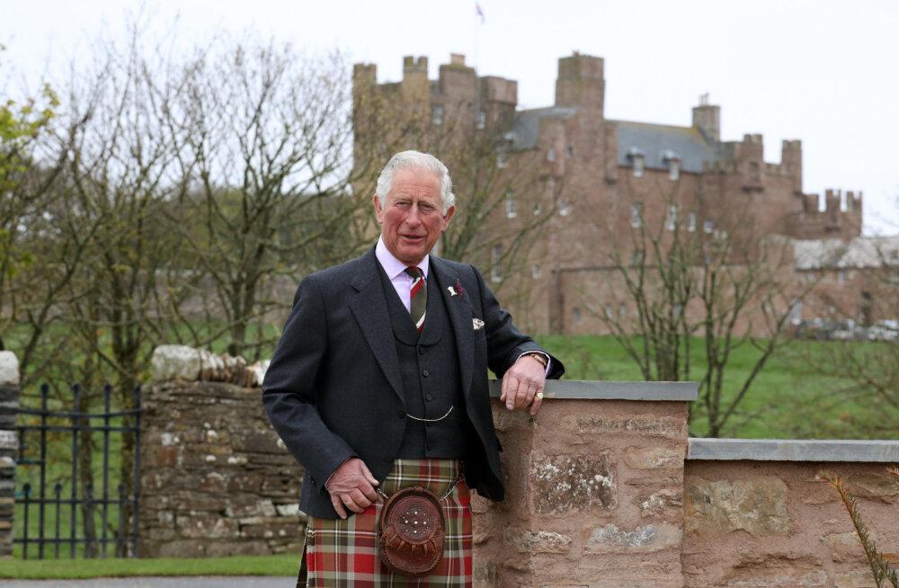 """Принц Чарльз открывает в Шотландии гостиницу типа """"ночлег и завтрак"""""""