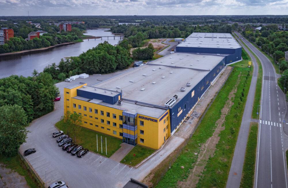 Kõrgtehnoloogilised seadmed ideaalselt puhta vee saamiseks valmivad Eestis