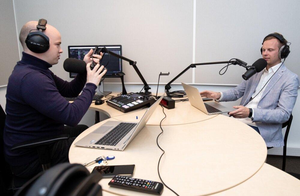 """Podcast """"Kuues käik"""""""