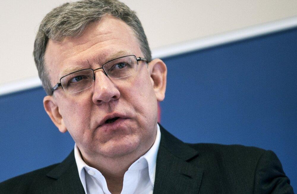 Aleksei Kudrini määramine  rahvusvahelise koostöö juhiks annaks lääneriikidele signaali, et Kreml soovib kompromissi.