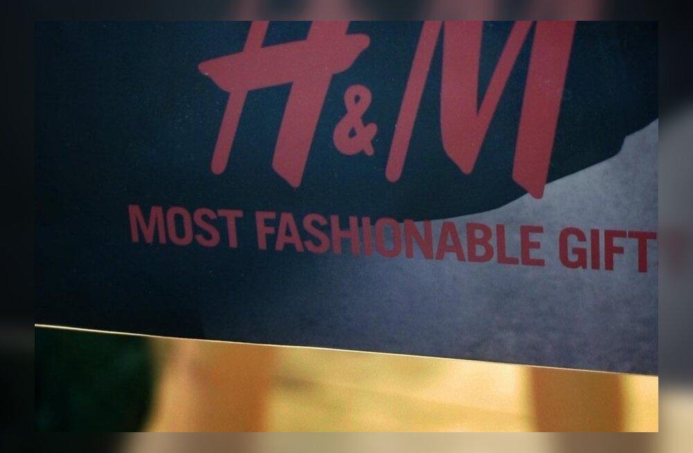 Появление магазина H&M может произвести фурор на эстонском рынке готовой одежды