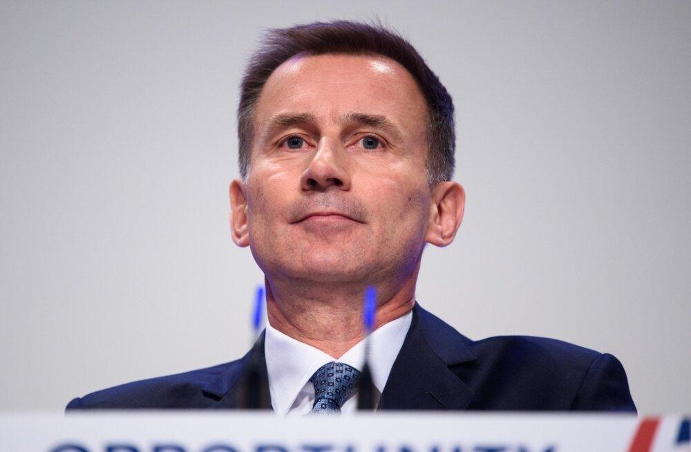 Briti välisminister Hunt võrdles EL-i NSVL-iga – Eesti suursaadik Intelmann: võrdlus on solvav