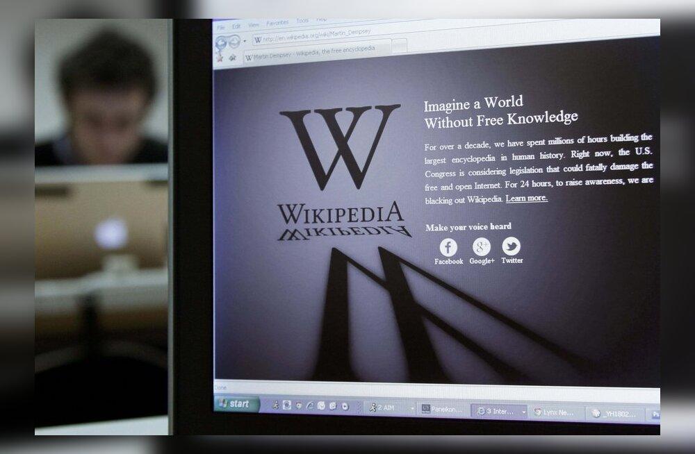 Linnar Viik: Wikipedia streik on igati õigustatud