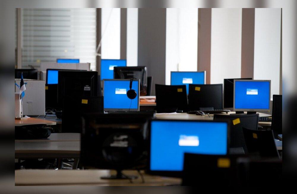 Avatud töökontor soosib personali vigu