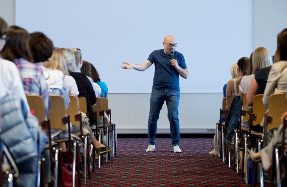 Venemaa psühholoog Dmitri Zitser