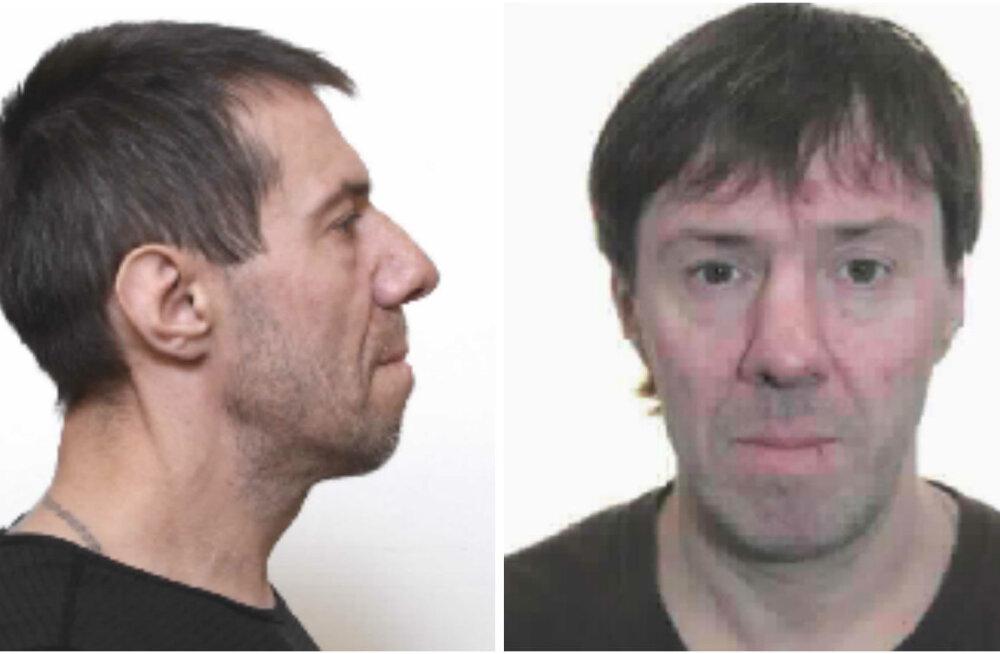 Заключенный Таллиннской открытой тюрьмы подался в бега