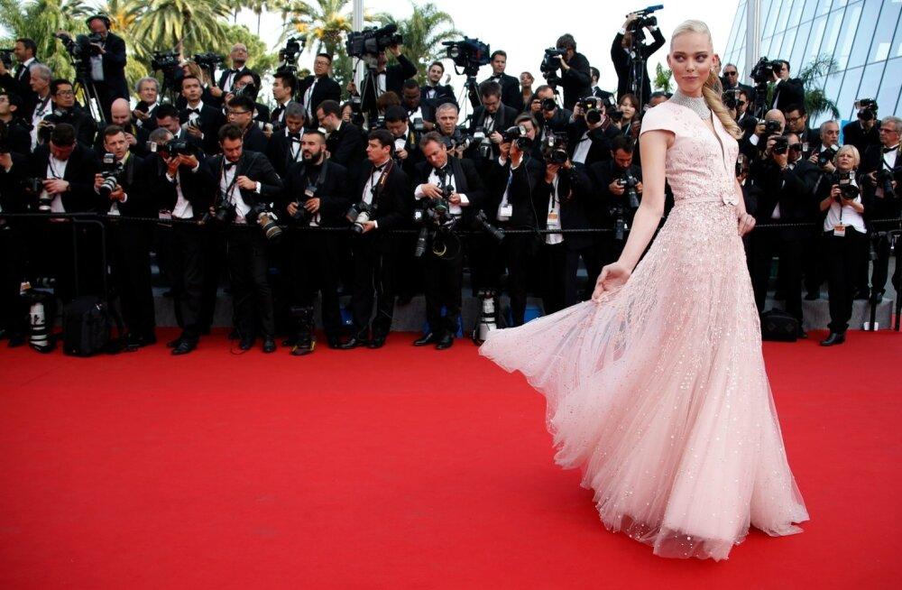 Cannes filmifestivali avatseremoonia 2015