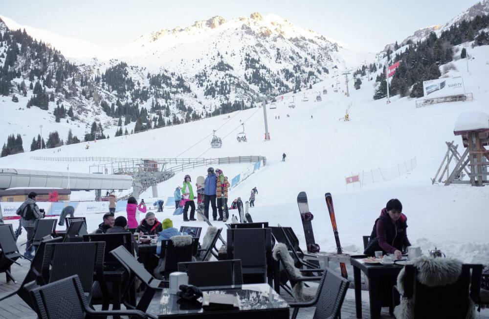 PARIM HIND | Otsid suusareisi või mägimatka talveperioodiks? Kasahstanis on odavam kui Austrias!