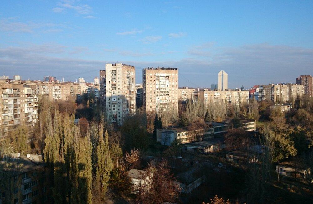 Valimised Donetskis