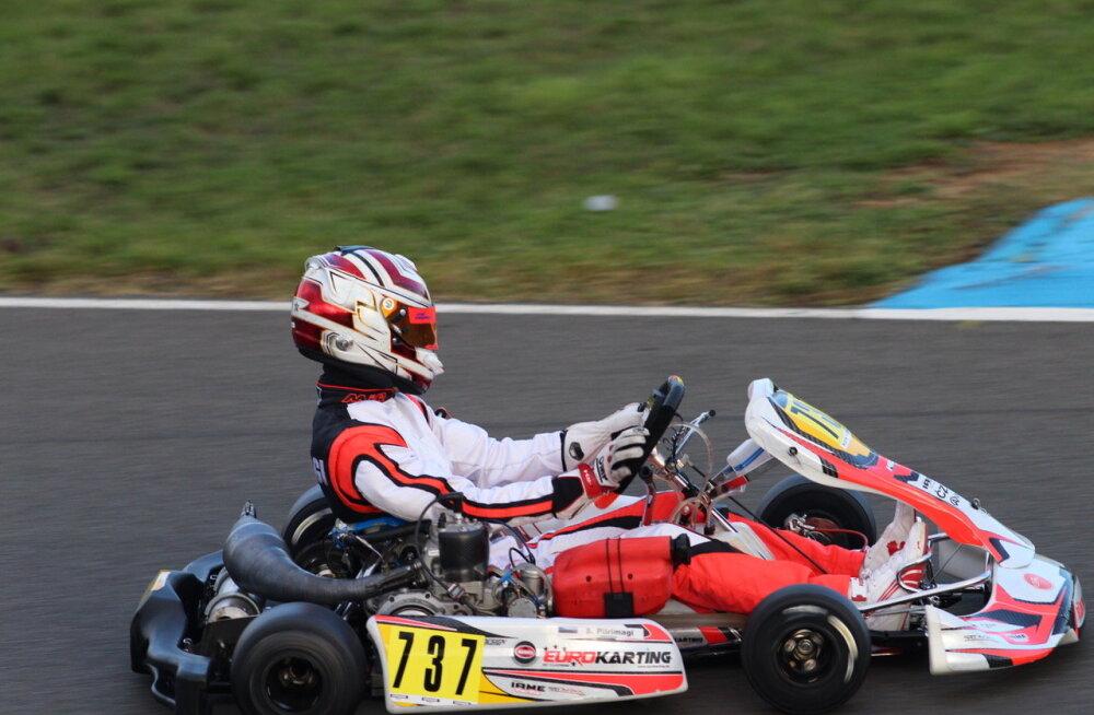 Kardisõitja Sten Dorian Piirimägi võitis Beneluxi meistriitli