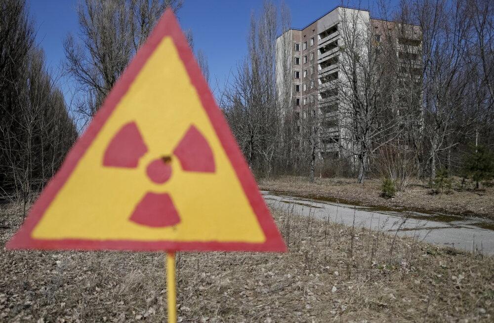 Ukraina tahab hakata Tšernobõli tsoonis päikeseenergiat tootma