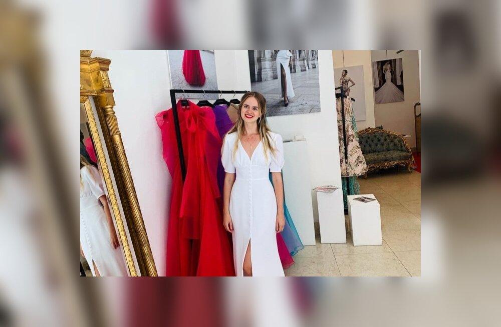 Võimas! Liina Stein avas Pariisis butiigi