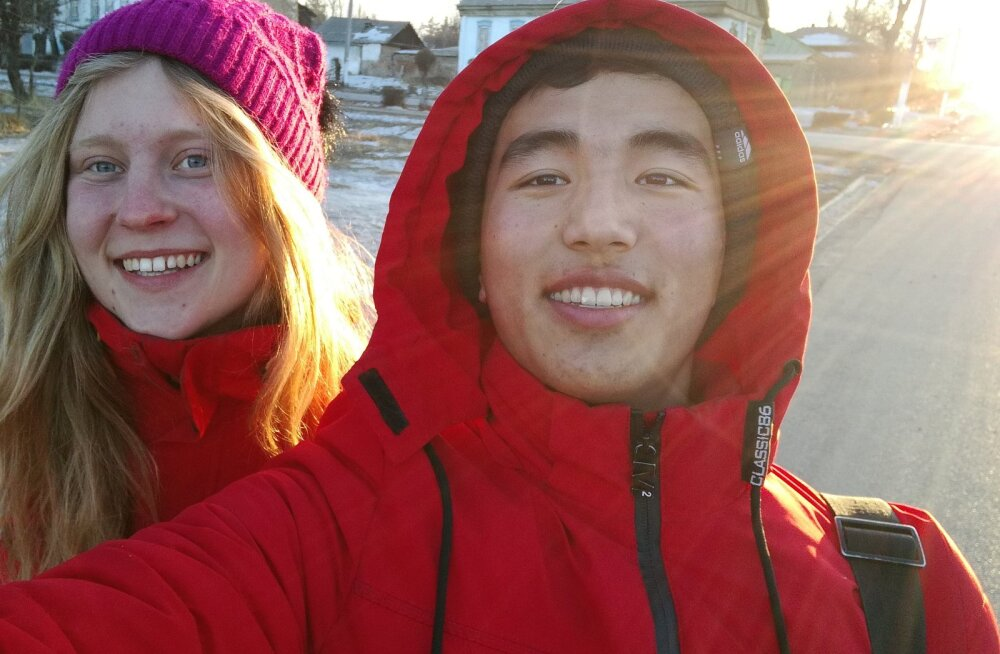 Eestlanna aastavahetus Kõrgõzstanis: ma polnud end enam ammu nii opakana tundnud
