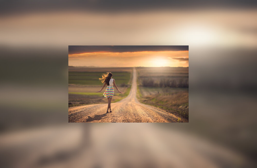Olevik on vaba muredest, planeerimisest, kahetsusest, süütundest ja hirmust. Sa lased kõigel lihtsalt olla ja minna, elada oma rada, olevikus - olles õnnelik