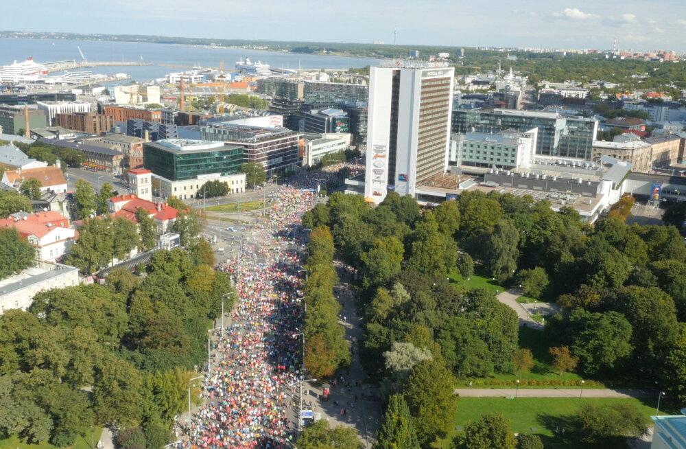 Eesti suuremate rahvaspordisündmuste läbiviija tähistab juubelit