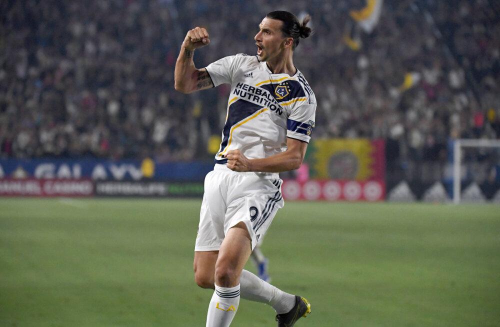 FOTO | Zlatan Ibrahimovici unistuste tiim koosneb vaid ühest mängijast