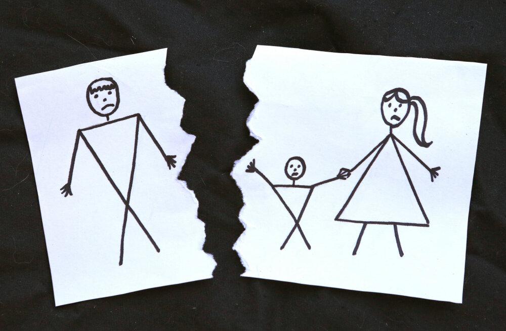 Lugeja: see, et väikeste lastega pere lõhki läheb, näitab, et inimesed ei suuda pühenduda kõige tähtsamale