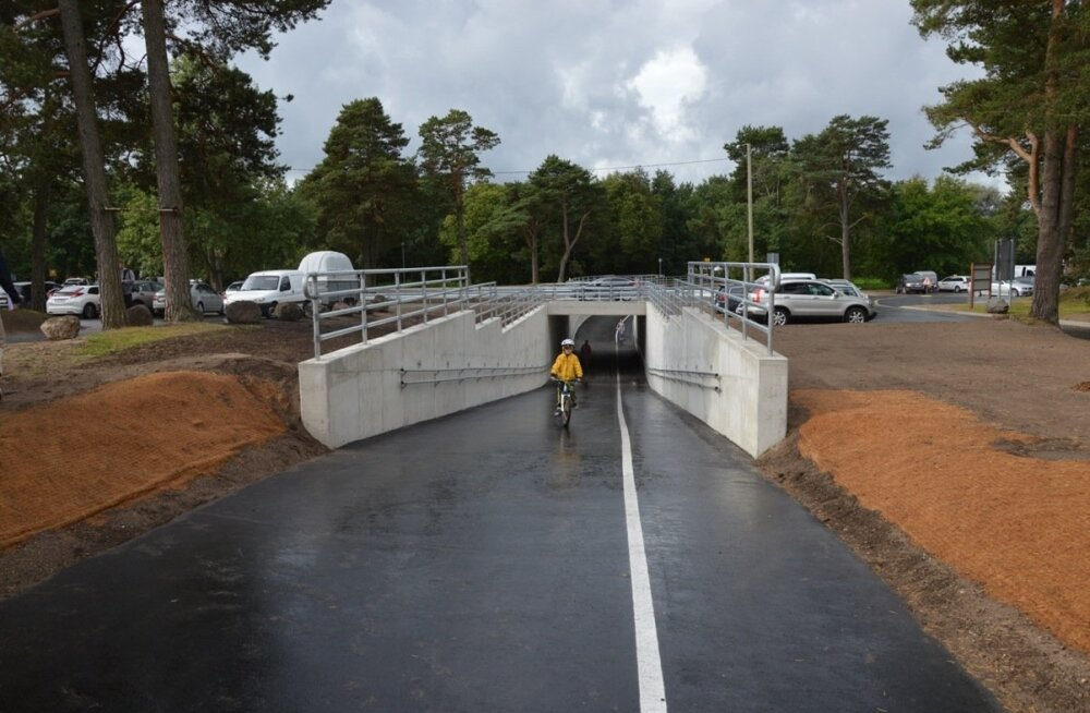 Pirita tunneli avamine