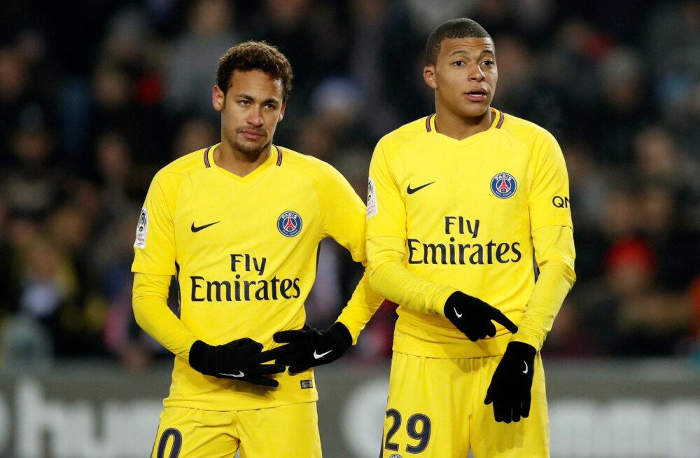 UEFA: PSG megatehingud olid seaduspärased, kuid klubi peab oma kasumit tõstma
