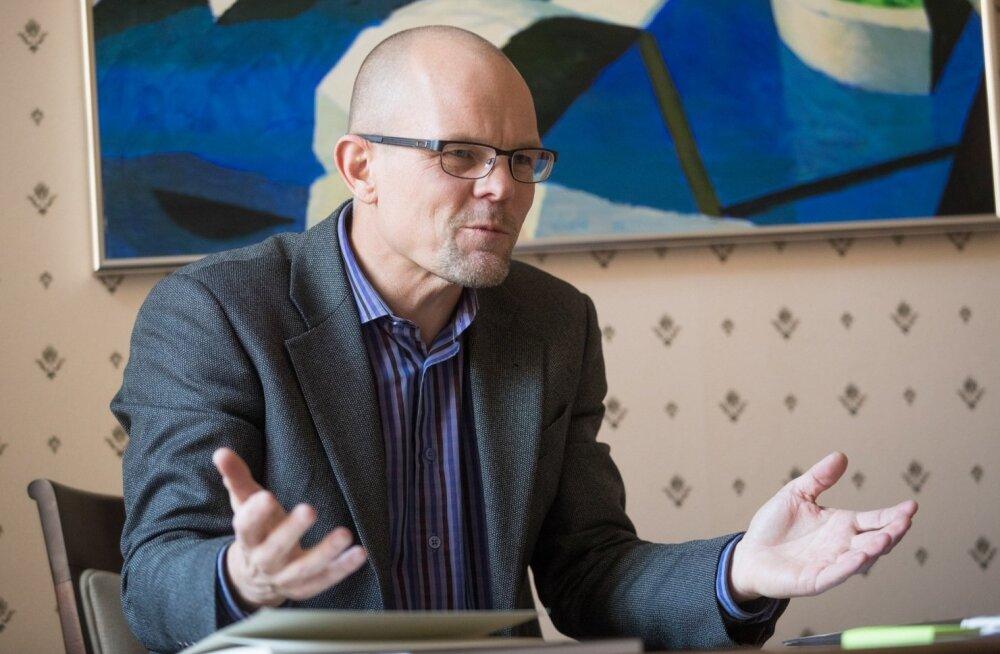 Vabariigi Presidendi Kantselei direktor Tiit Riisalo