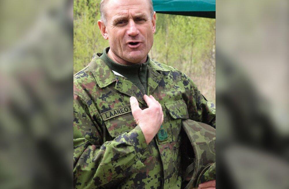 Kindral Laaneots: Julgeolekut   ohustame meie ise