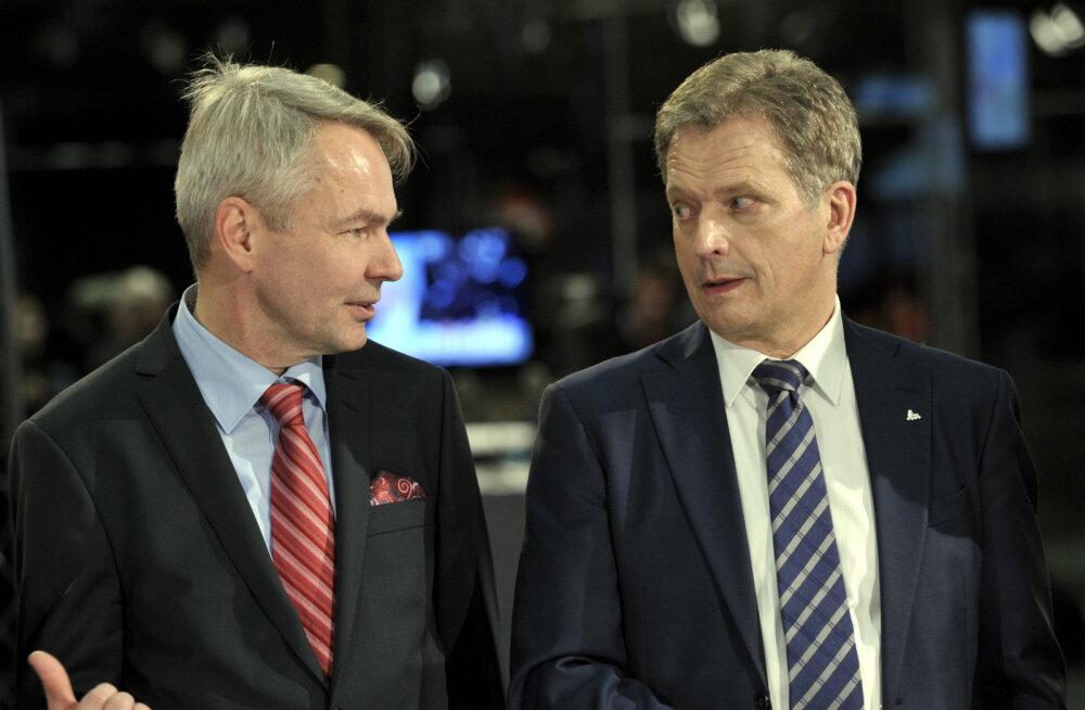 Välisminister Haavisto ja president Niinistö kinnitasid, et Soome Venemaa-poliitika ei muutu, aga rõhutasid dialoogi vajadust
