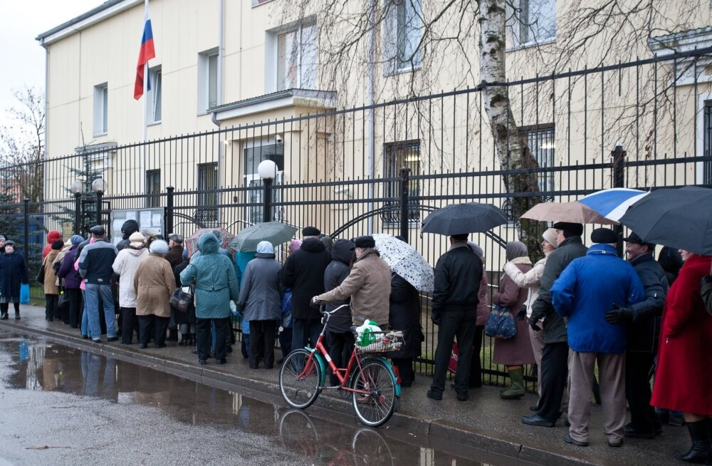 Vene Föderatsiooni peakonsulaat Narvas