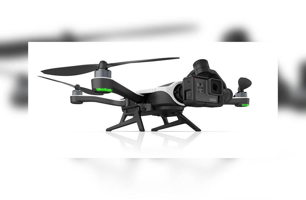 GoPro tootis halba Karmat, palub droonid ostjatelt tagasi