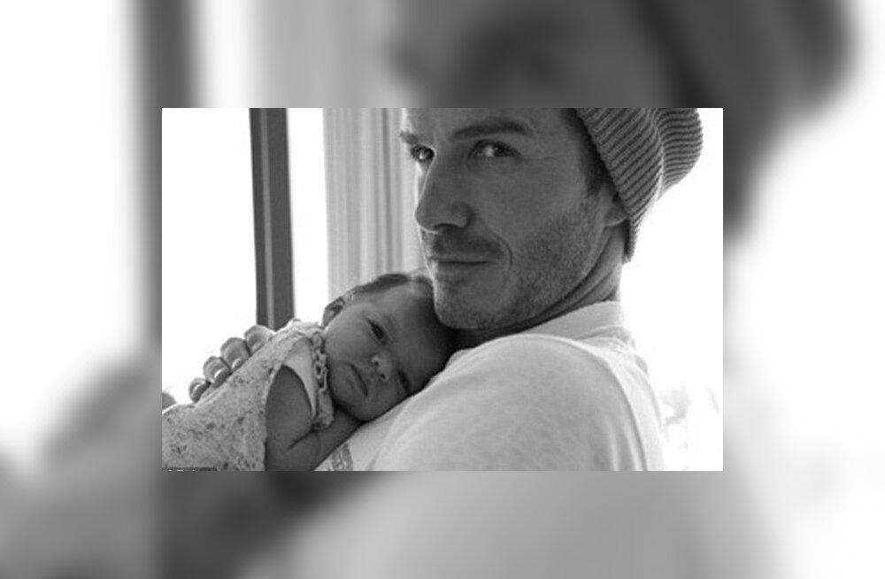 Beckhamid kolivad tagasi Inglismaale