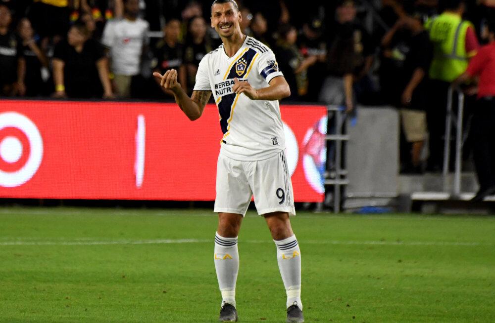 """Ibrahimovic on liitumas Itaalia keskmikuga? """"Ta on avatud võimalusele meiega ühineda"""""""