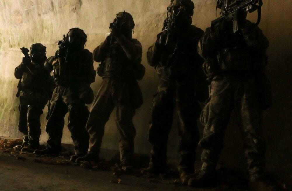 Sõda maa all: USA armee valmistub tunnelilahinguteks Põhja-Koreaga