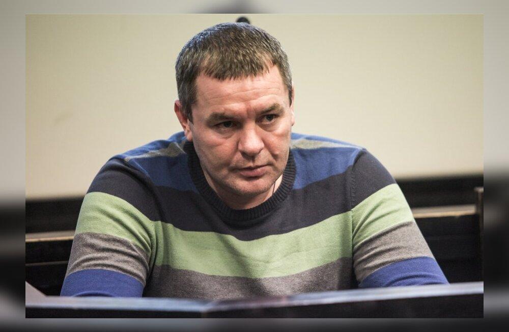 Sergei Ussoltsev kohtus