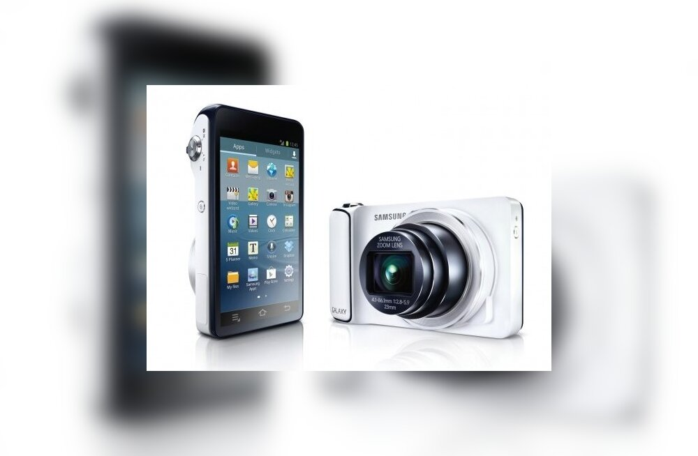IFA 2012 tehnikamess: Samsungi Galaxy seeria täieneb Galaxy III teisiku ja digikaameraga!