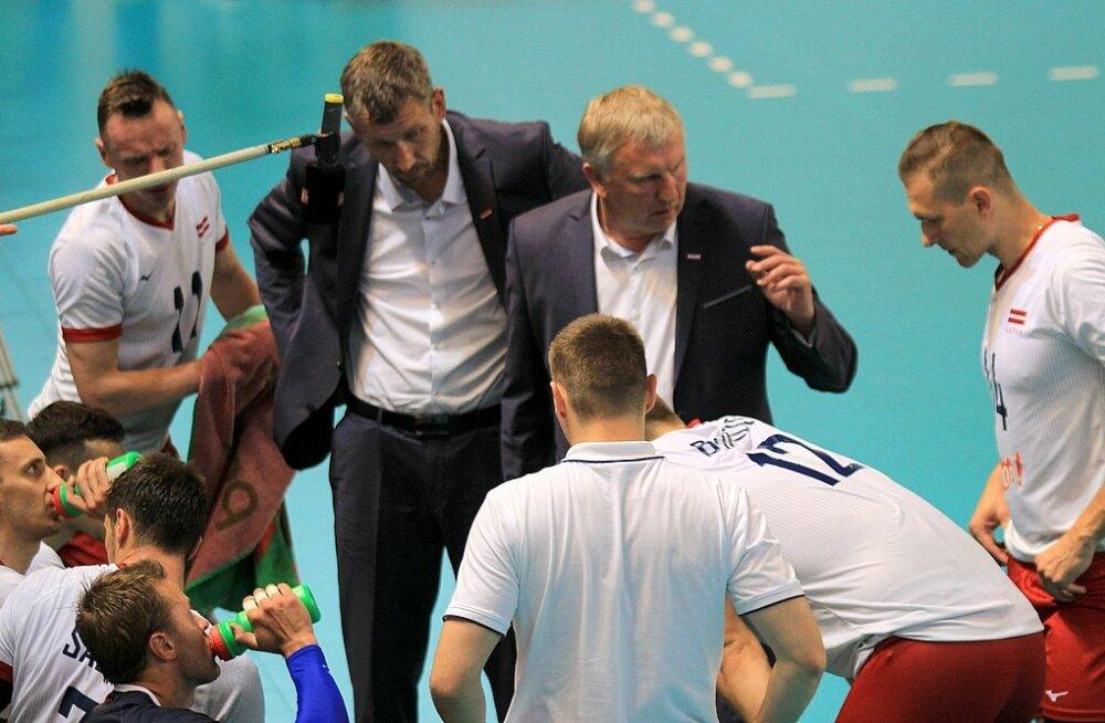 Eesti EM-valiksarja vastase Läti ja Avo Keele võidukett katkes Euroopa liiga poolfinaalis