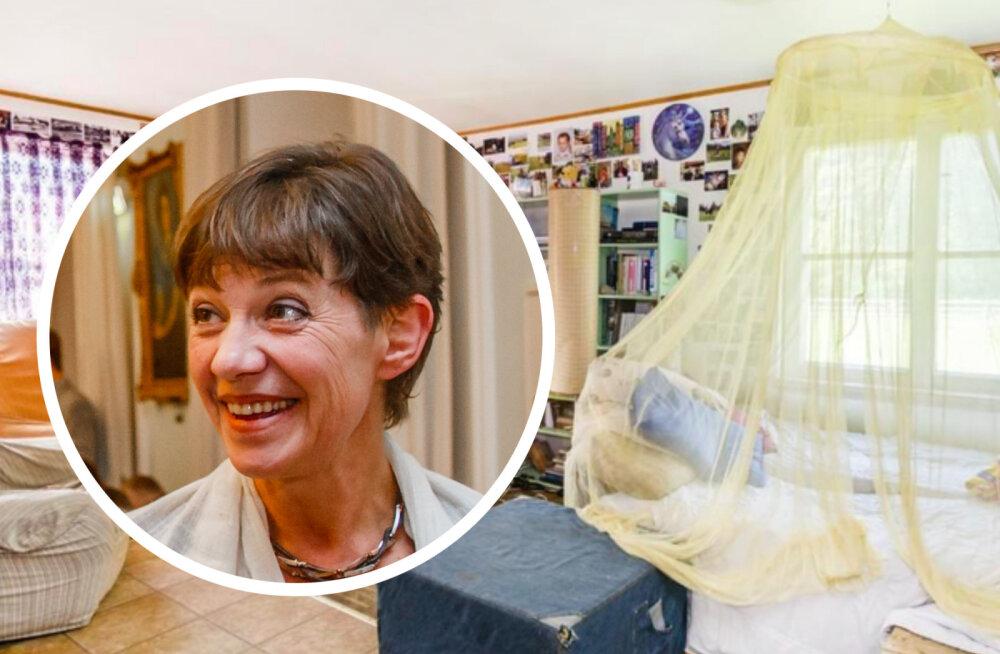 FOTOD | Osta ära või piilu tuppa! Kati Saara Vatmann pani müüki enda legendaarse talumaja