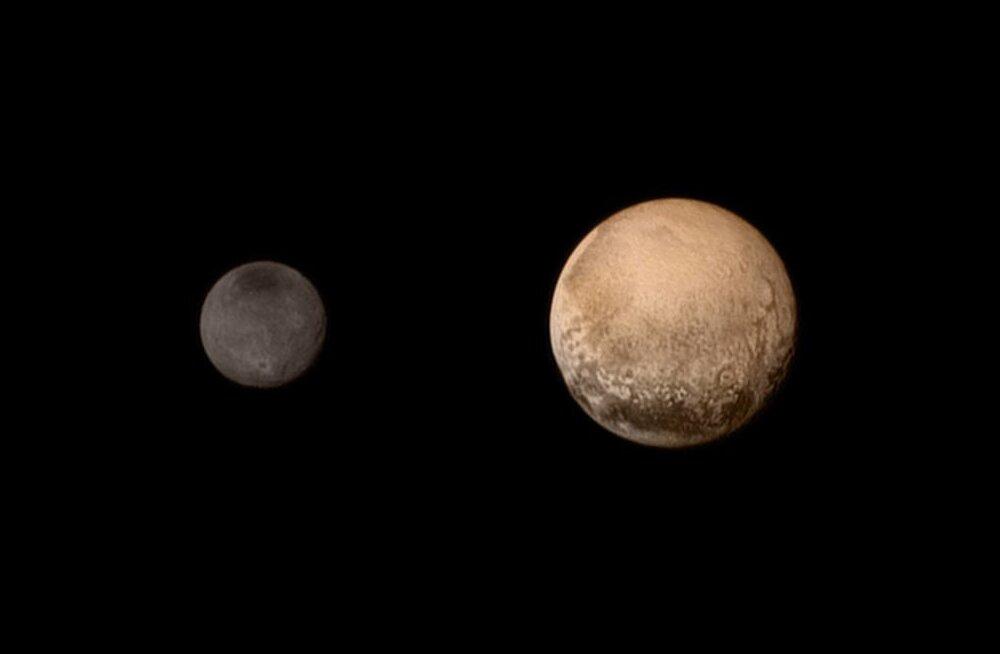 Pluuto ja Charon