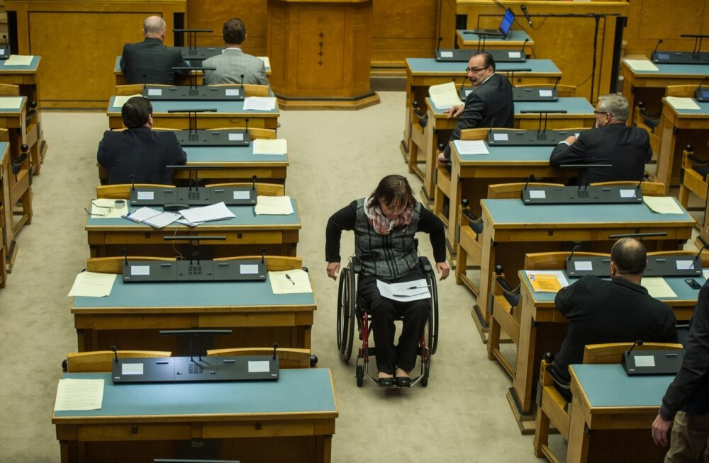 Kadri Ibruse autorikülg | Reform, millega pannakse inimesed kannatama. Teadlikult