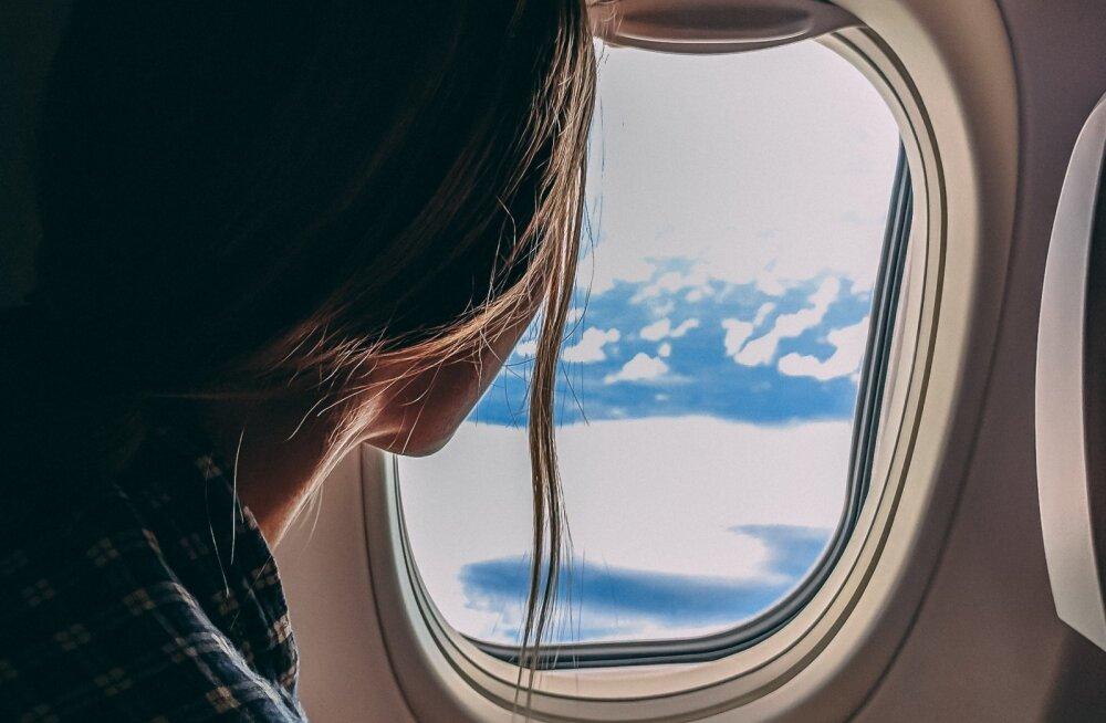 Lennusaatja avaldab, millal on lennureisi ajal kõige mõistlikum tualetti külastada