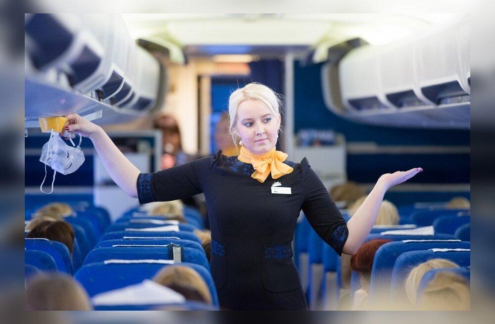 Ministeerium: Estonian Airiga lendavad välisturistid tõid mullu Eestisse üle 40 miljoni euro