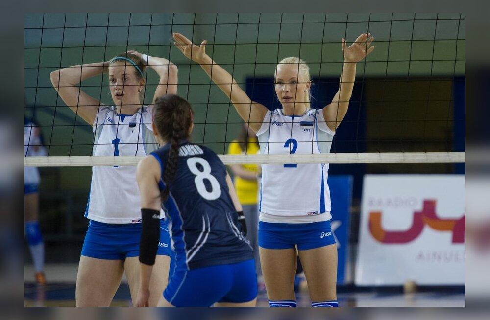 Eesti vollenaiskond jäi Bakuus geimivõiduta